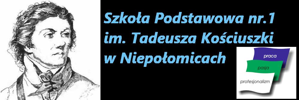 Szkoła Podstawowa nr 1  im. Tadeusza Kościuszki w Niepołomicach